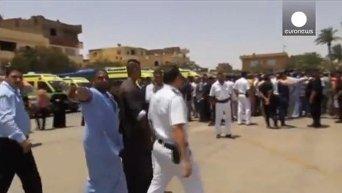 Теракт в египетском Луксоре