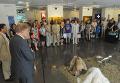 Празднования по случаю Дня России в Российском центре науки и культуры в Киеве