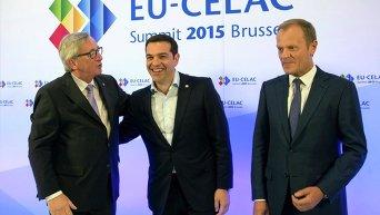 Саммит ЕС-CELAC в Брюсселе