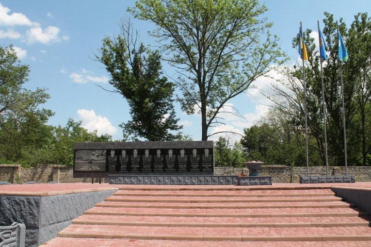 В Мелитополе на территории части военно-транспортной авиационной бригады будет открыт памятник погибшему в небе над Луганском экипажу ИЛ-76