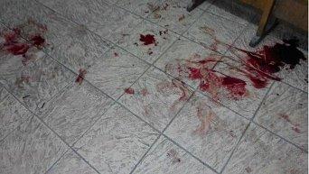 Массовая резня в Харькове. Видео