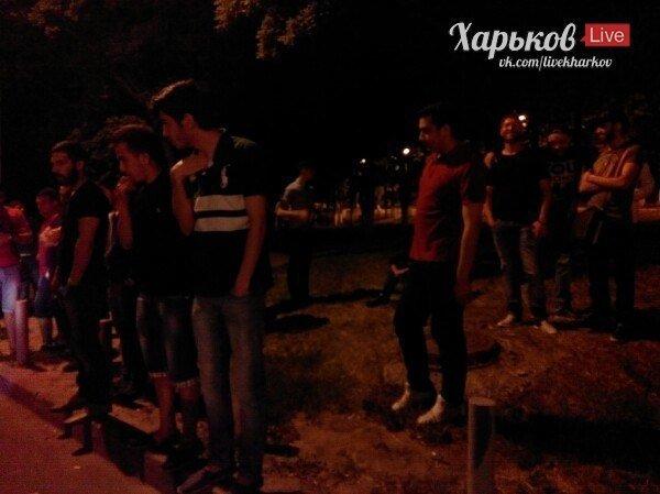 Резня в Харькове