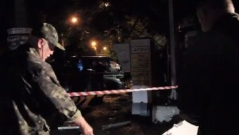Ночные взрывы в Одессе