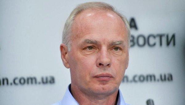 Павел Рудяков, директор Информационно-аналитического центра Перспектива