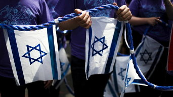 Флаги Израиля