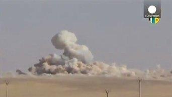 В Сирии курды наступают на ИГ