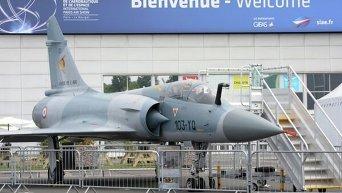 Открытие международного авиационно-космического салона в Ле Бурже