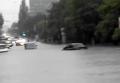 Ливень в Черновцах утопил автомобили. Видео