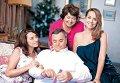 Жанна Фриске с родственниками