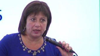 Яресько: Украина признает долг перед Россией в $3 млрд. Видео