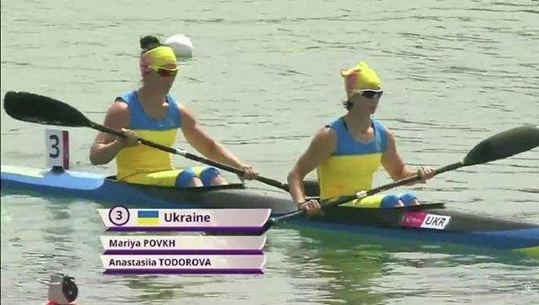 Мария Повх и Анастасия Тодорова