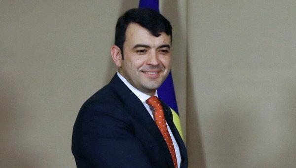 Кирилл Габурич. Архивное фото