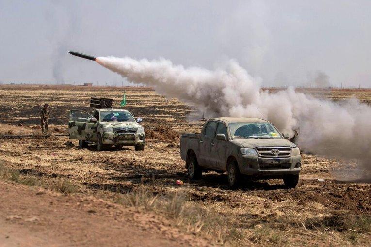 Сирийские курды