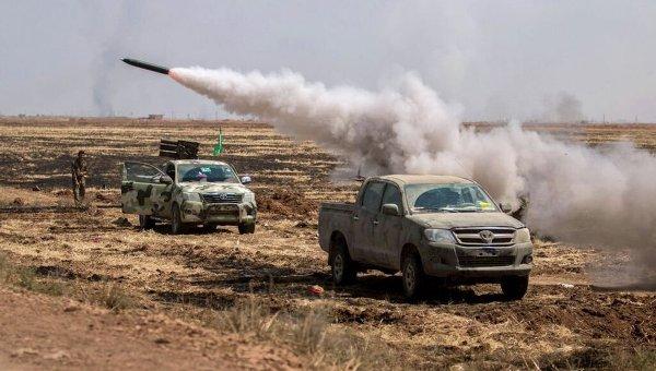 Курды заявили о планах освободить север Сирии от «турецкого вторжения»