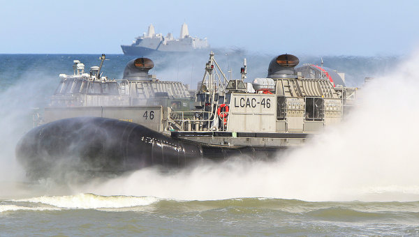 Учения НАТО Baltops. Архивное фото
