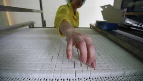 Работа сахарного завода. Архивное фото