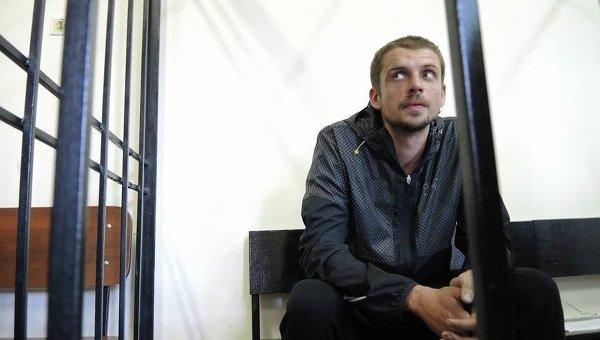 Подозреваемый в деле по убийству Олеся Бузины Андрей Медведько. Архивное фото