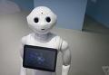 Робот Pepper, разработанный вместе с Aldebaran Robotics SAS