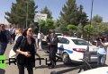 Анджелина Джоли посетила лагеря беженцев в Турции