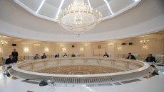 Встреча контактной группы в Минске Архивное фото