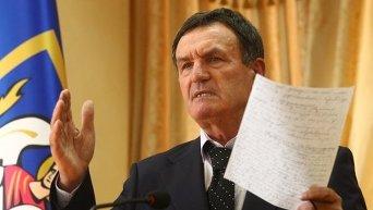 Антон Чернушенко, председатель Апелляционного суда Киева