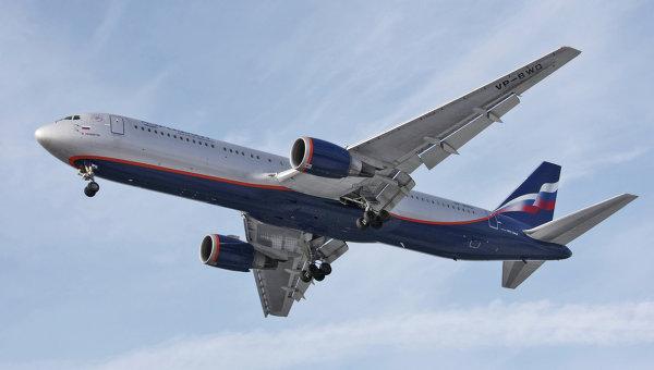 Самолет Boeing-767