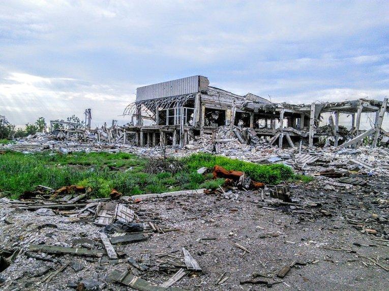 Аэропорт Луганска