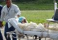 Женщину и ее сына спасли в Колумбии через пять дней после авиакатастрофы