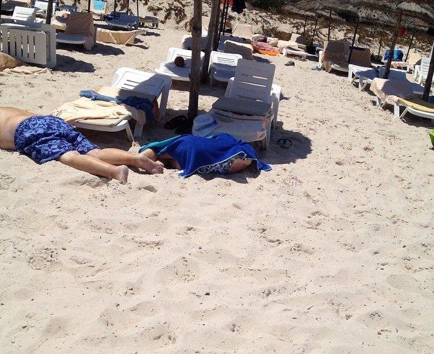 Погибшие в результате стрельбы в Тунисе