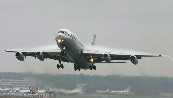 Самолет Ил-86