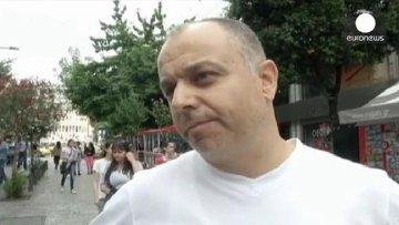 Греки очистили свои депозиты до уровня 2004 года Видео.