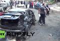 Кадры с места покушения на генпрокурора Египта. Видео