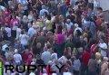 Массовые протесты в Греции против мер жесткой экономии