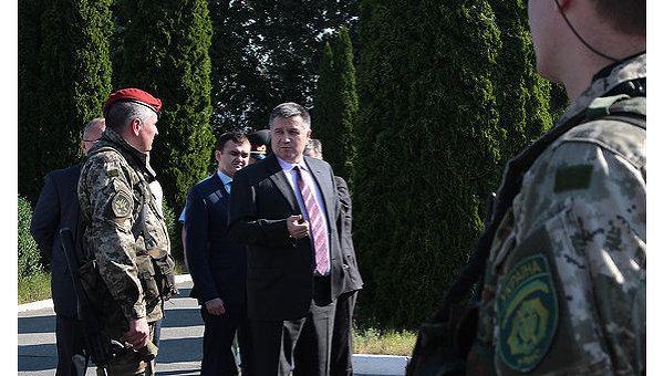 Арсен Аваков в Николаеве