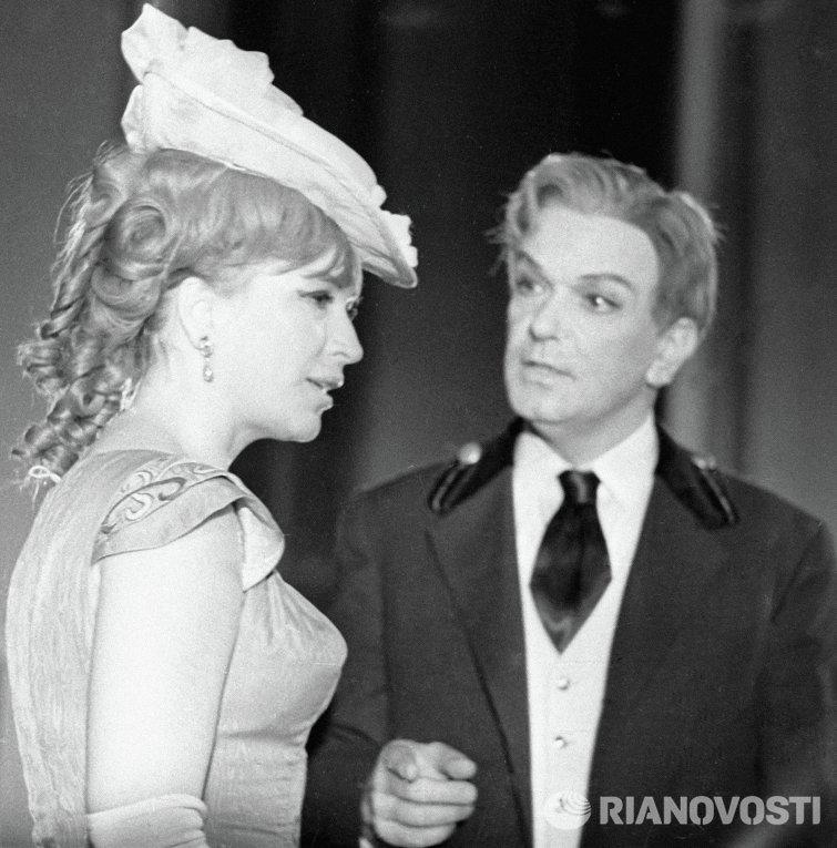 Клара Лучко и Владимир Дружников