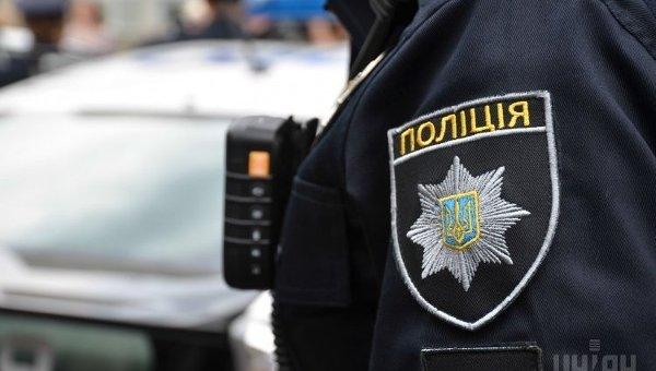 Презентация формы для полицейского патруля в Киеве