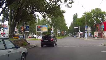 Ситуация на дорогах Николаева