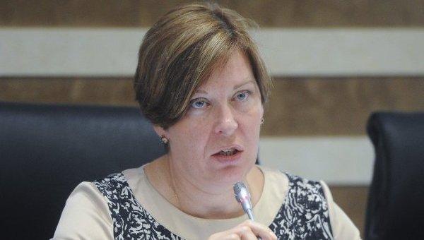 Председатель Государственной регуляторной службы Украины Ксения Ляпина
