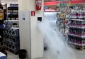 Потоп в супермаркете Кременчуга