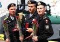 Праздник Военно-морских Сил Украины в Одессе