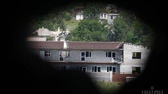 Поселок Широкино