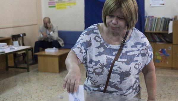 Референдум в Греции