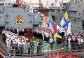 Празднование Дня ВМС Украины в Одессе
