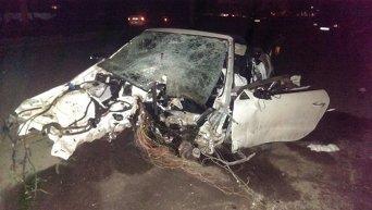 В Днепропетровске разбился сын совладельца сети АТБ