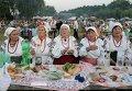 Празднование Ивана Купалы под Киевом