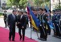 Президент Болгарии Росен Плевнелиев и Петр Порошенко