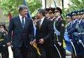 Встреча Порошенко с болгарским коллегой  Росеном Плевнелиевым