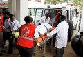 Медики в Кении. Архивное фото