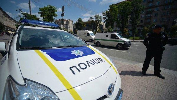 Патрульная служба Киева