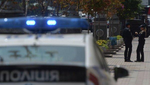 Будни патрульной службы Киева